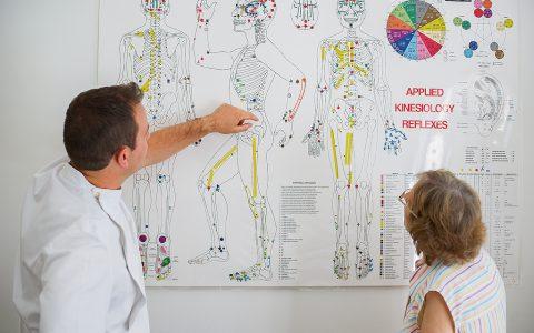 Wat behandelt een osteopaat