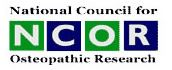 link for NCOR