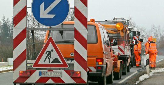 werken op het N3 tussen de rotonde 'jazzfontein' tot de 'vierarmen kruispunt.'